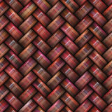 Twill Weave Texture. Seamless Multicolor Pattern. Twill Weave Texture. Abstract Geometric Background Design. Seamless Multicolor Pattern Royalty Free Stock Photo