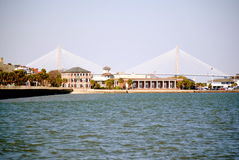 Twin Bridges, Charleston, SC Stock Photos