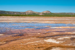 Twin Buttes Stock Photography