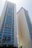 Twin Center buildings in Casablanca #1 Royalty Free Stock Photos