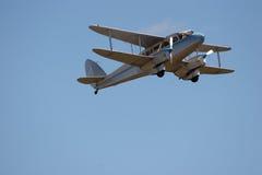 Twin Engined Bi-Plane Stock Photos