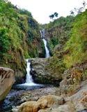 Twin Falls fotografie stock