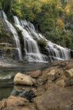 Twin Falls Stock Image