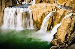 Twin Falls стоковое фото