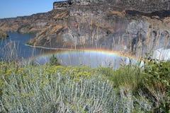 Twin Falls Idaho Fotos de archivo libres de regalías