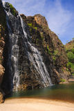 Twin Falls, Kakadu National Park Stock Photo