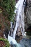 Twin Falls (Washington) Royaltyfri Fotografi