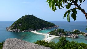 Twin Islands, Thailand Stock Photo
