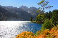 Twin lakes ,California Stock Photography
