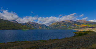 Twin Lakes Colorado Stock Images