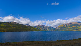 Twin Lakes Colorado Royalty Free Stock Images