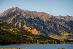 Twin lakes colorado Royalty Free Stock Photos