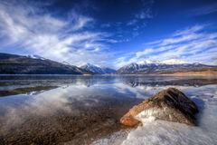 Twin Lakes, Colorado Royalty Free Stock Photography