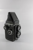 Twin Lens Reflex Camera Royalty Free Stock Photos