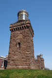 Twin Lights: South Tower, Side View Royalty Free Stock Photos