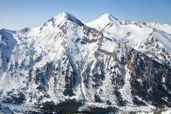 Twin Peaks Stock Photos