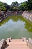 Twin Ponds. Tub bath place in Anuradhapura,Sri Lanka royalty free stock photos