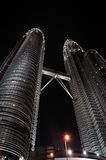 Twin Tower lizenzfreies stockfoto