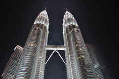 Twin Tower stockbild