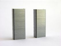 Twin Towers Stock Image