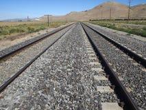 Twin Tracks Stock Photos
