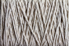 Twine background stock photo