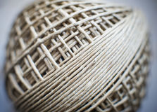 Twine ball twist connected world concept Stock Photo