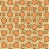 Twine Geometry Pattern. Korean traditional Pattern Design Series Royalty Free Stock Photos