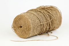 Twine roll Stock Image