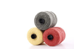 Twine rolls Royalty Free Stock Image