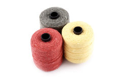 Twine rolls Royalty Free Stock Photography