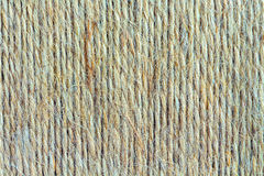 Twine Rope. Vertical Strings of Hemp Twine Background Royalty Free Stock Photos