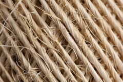 Twine Texture Royalty Free Stock Photography