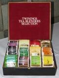 Twinings tea blenders selection Stock Photo
