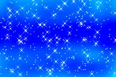 Twinkle Stars Royalty Free Stock Image