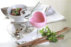 Twinkle Strawberry royalty free stock photos