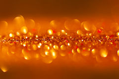 Twinkled background - christmas Royalty Free Stock Image
