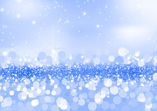 Twinkled Blue Sand Background Royalty Free Stock Photography