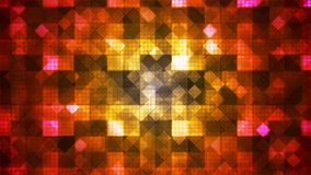 Twinkling Hi-Tech Cubic Diamond Light Patterns, Multi Color, Abstract, Loopable, 4K. Thank you for choosing this Background stock video footage