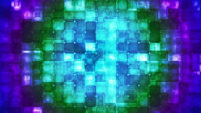Twinkling Hi-Tech Cubic Diamond Light Patterns 08. Thank you for choosing this Background stock footage