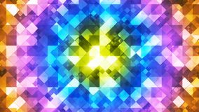 Twinkling Hi-Tech Diamond Light Patterns, Multi Color, Abstract, Loopable, 4K. Thank you for choosing this Background stock video