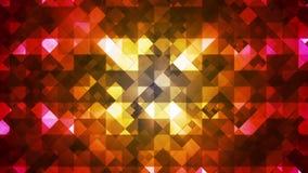 Twinkling Hi-Tech Diamond Light Patterns 01 stock footage