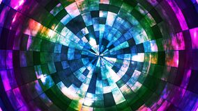 Twinkling Hi-Tech Grunge Flame Tunnel, Multi Color, Abstract, Loopable, 4K. Thank you for choosing this Background stock footage