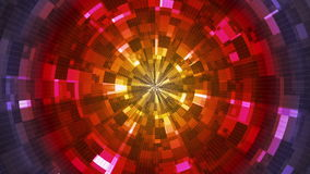 Twinkling Hi-Tech Grunge Flame Tunnel 36. Thank you for choosing this Background stock footage