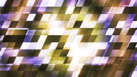 Twinkling Hi-Tech Slant Squared Light Patterns, Multi Color, Abstract, Loopable, 4K. Thank you for choosing this Background stock footage