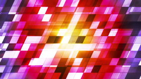 Twinkling Hi-Tech Slant Squared Light Patterns 06 stock footage