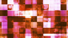 Twinkling Hi-Tech Squared Light Patterns 04 stock footage