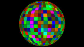 Twinkling Hi-Tech Squares Spinning Globe 06. Thank you for choosing this Background stock video footage