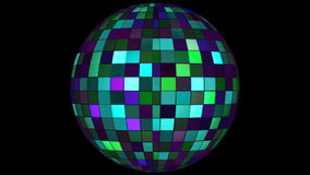 Twinkling Hi-Tech Squares Spinning Globe 04. Thank you for choosing this Background stock video footage