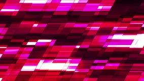 Twinkling Horizontal Slant Hi-Tech Small Bars 10 stock video